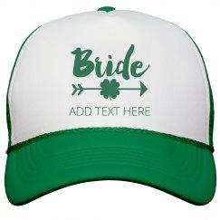 Custom Irish Bride