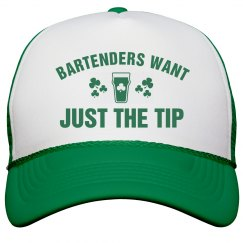 Irish Bartender Wants The Tip