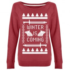 Comfortable G.O.T. Winter Is Coming