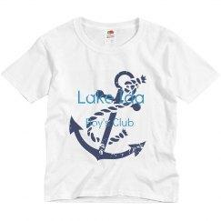 Lake Ida Boy's tee
