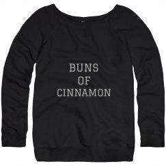 Buns Of Cinnamon