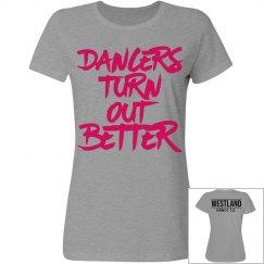 Westland Ladies/Junior fit basic T