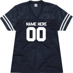 Custom Sports Name & Number Jersey