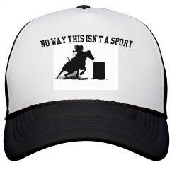 barrel racers cap