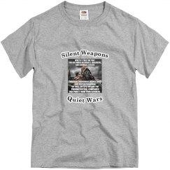 Silent Weapons Quiet Wars