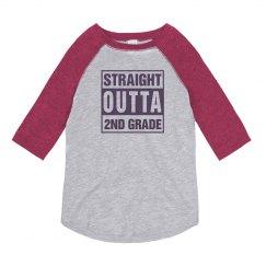 Straight Outta 2nd Grade
