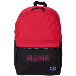 Add Your Name Custom Backpack