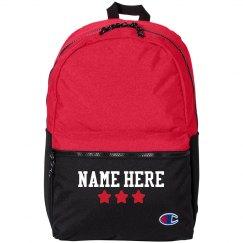 Custom Name Starred Bag