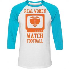 Real Women Watch Football