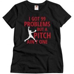 Softball Pitcher
