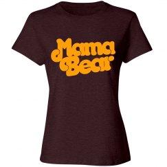 Retro Mama Bear