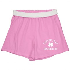 Custom Cheer Shorts For Teams