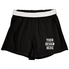 Create Custom Cheer Shorts For Groups