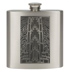 Flask: Art Deco II