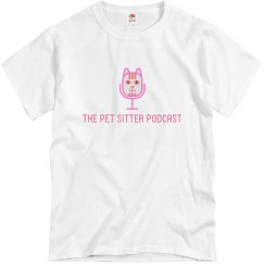 The Pet Sitter Podcast™️ Swag (Unisex)