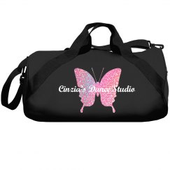 Cinzia's Dance Studio Duffel Bag