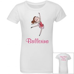 YOUTH BALLERINA TEE