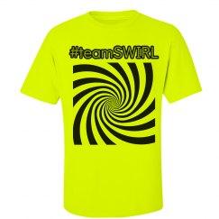 Neon Team Swirl Tee