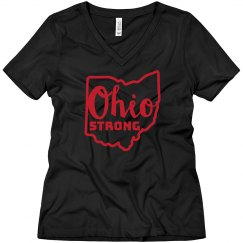 Ohio Is Strong Custom Tee