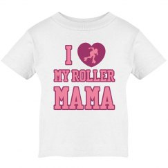 Roller Derby Mama Tee