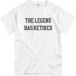 Retired Legend