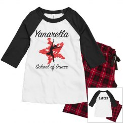 Yanarella Youth PJ Set
