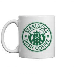 Funny Starlucks Irish Coffee