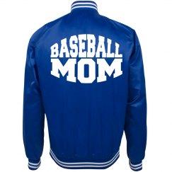 Baseball Mom Spring Sport Jacket