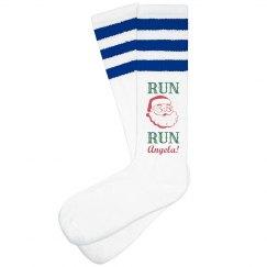 Run Santa Run 5K Team