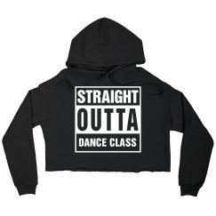 Straight outta dance class