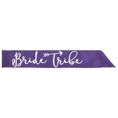 Bride Tribe Bachelorette Sashes