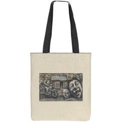 El regreso de Quinquela (tote bag)