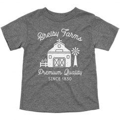 Shelby Farms - Holland
