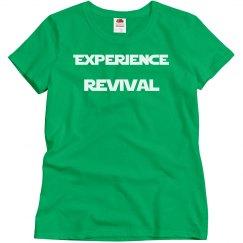 Experience Revival ladies