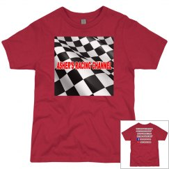 Asher's Racing Channel Youth t-shirt
