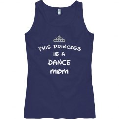 This princess is a dance mom