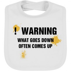 Warning Bib