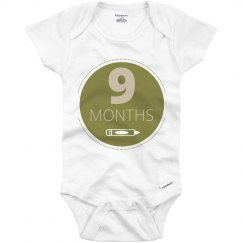 9 Month Marker