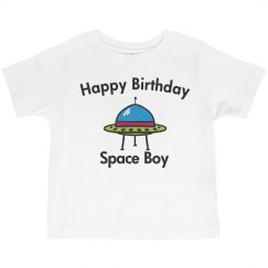 Happy birthday space boy