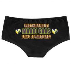 Naughty Mardi Gras Panties