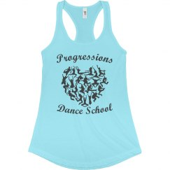 Dance your heart out tank