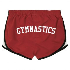 Gymnastics Basic Workout Shorts