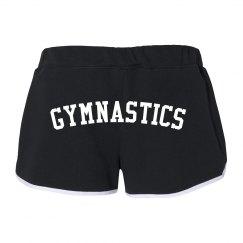 Gymnastics Basic Workout Shorts