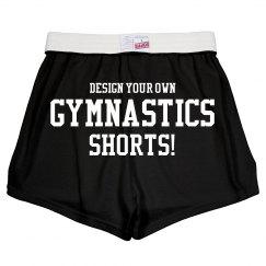 Design Your Own Gymnastics Shorts