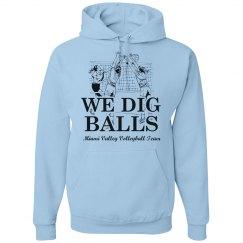 We Dig Balls