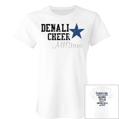 Denali Cheer Mom