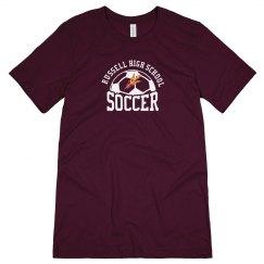 Russell HS Soccer Pitchfork