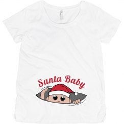 Santa Baby Maternity