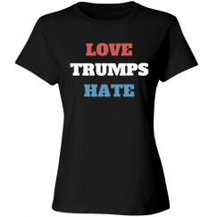 Love Trumps Hate Hillary Support