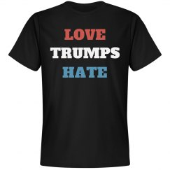 Hillary Clinton Love Trumps Hate